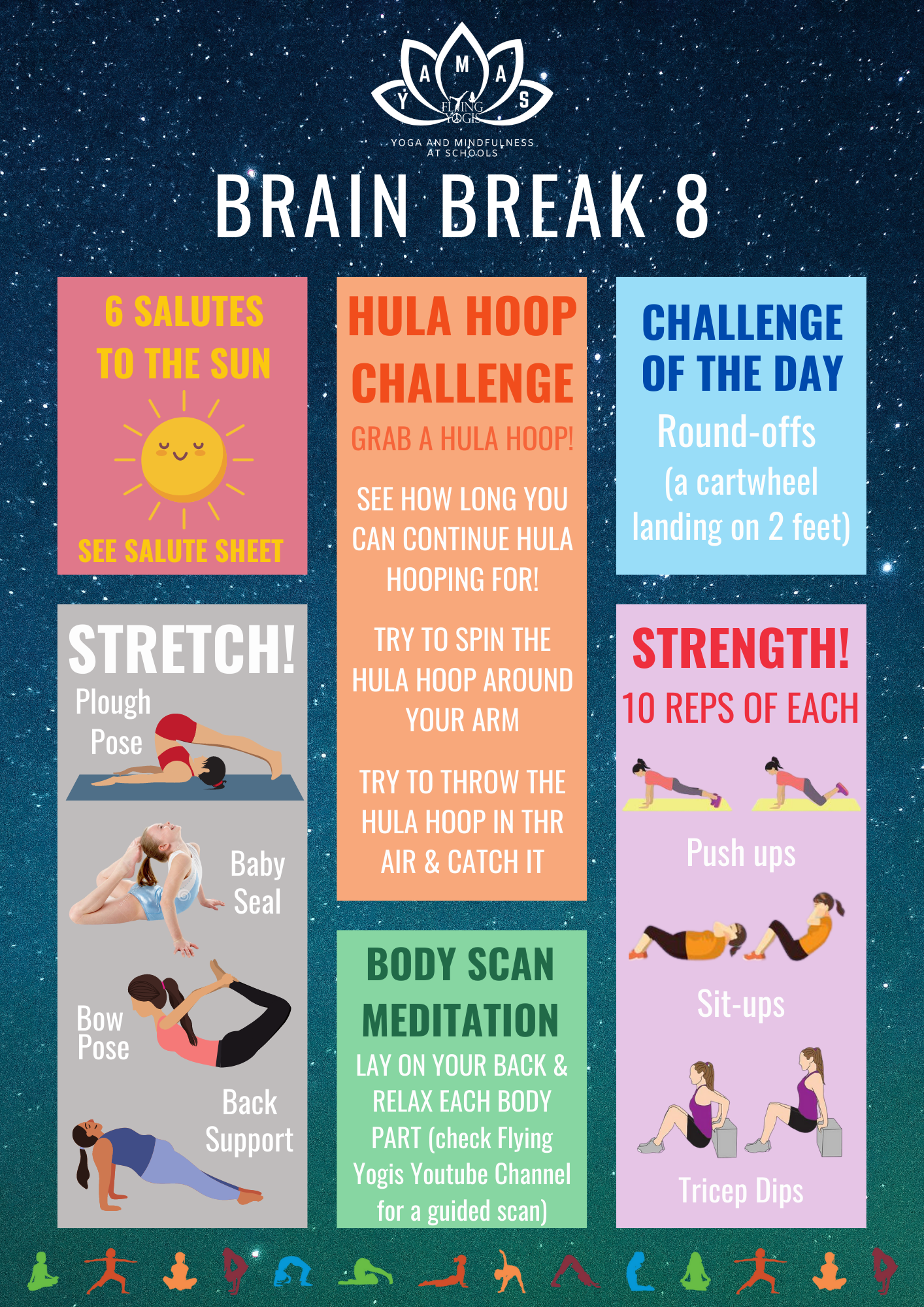 Brain Break 9