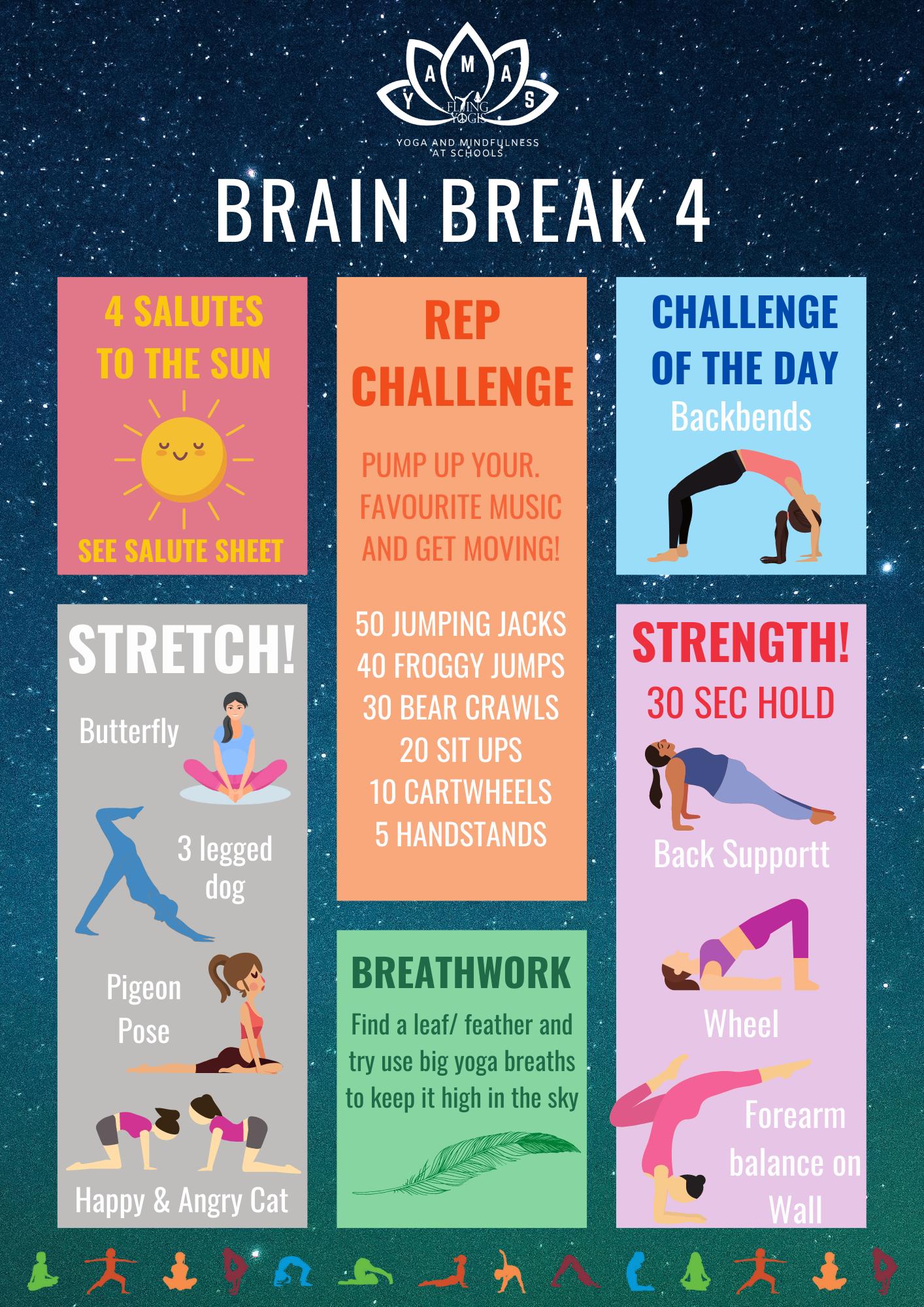 Brain Break 4