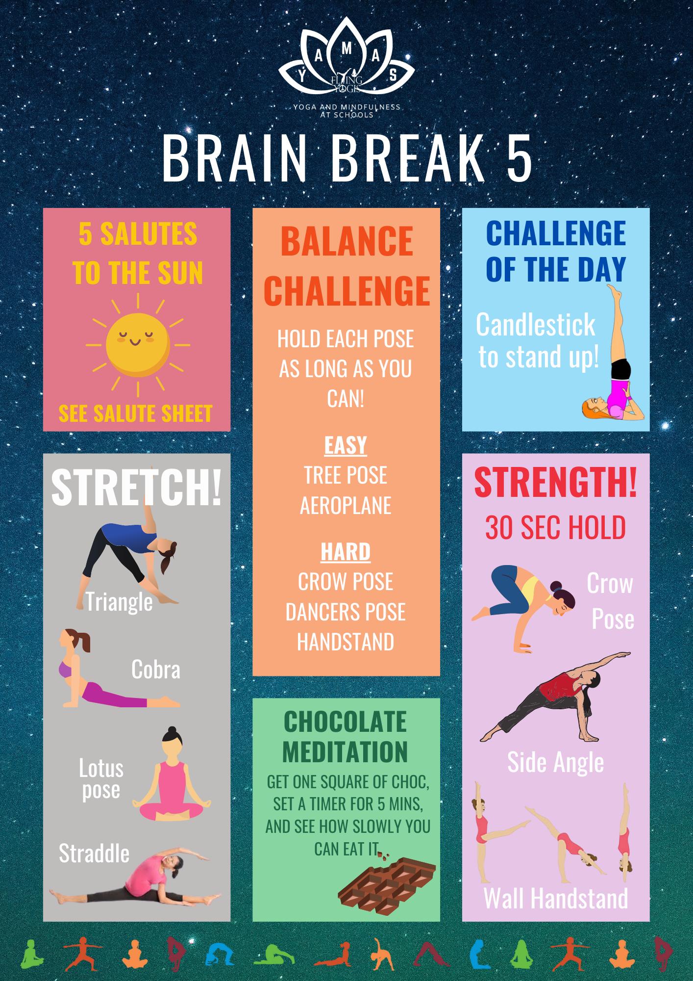 Brain Break 5