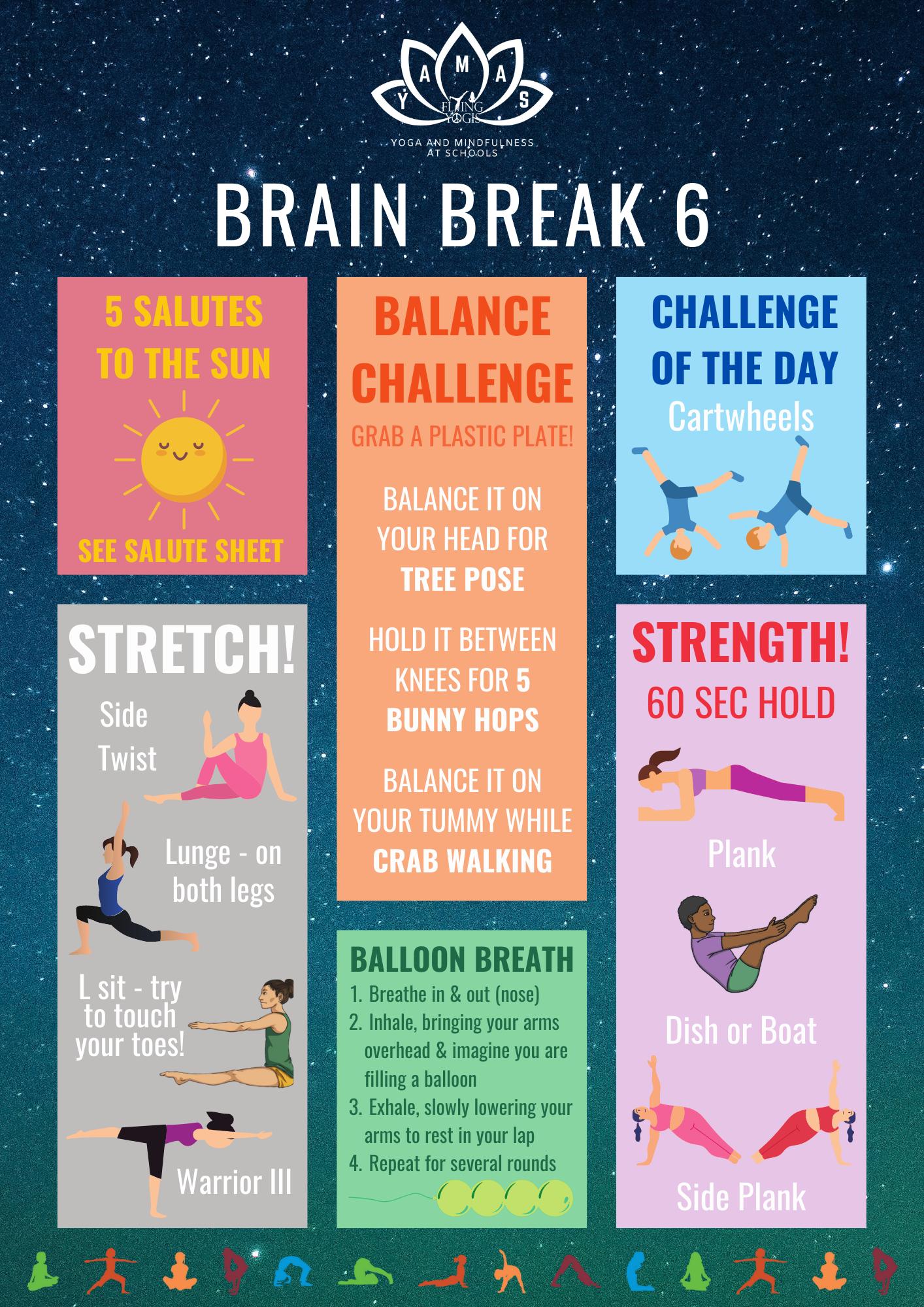Brain Break 6